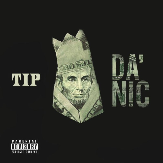 "Click the artwork to download Tip's ""Da Nic"" via iTunes for 3.99."